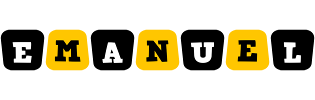 Emanuel boots logo