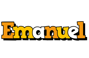 Emanuel cartoon logo