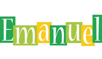 Emanuel lemonade logo