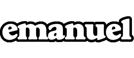 Emanuel panda logo