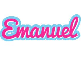 Emanuel popstar logo