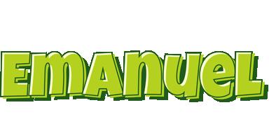 Emanuel summer logo