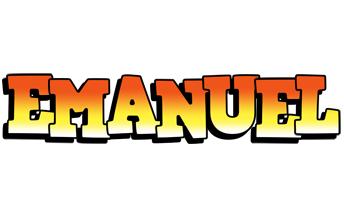 Emanuel sunset logo