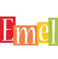 Emel colors logo