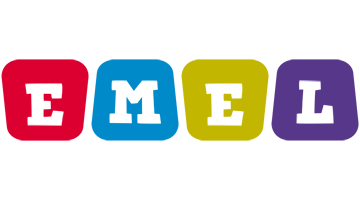 Emel kiddo logo