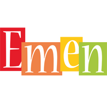 Emen colors logo