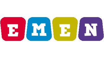 Emen kiddo logo