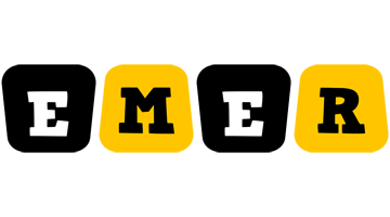 Emer boots logo