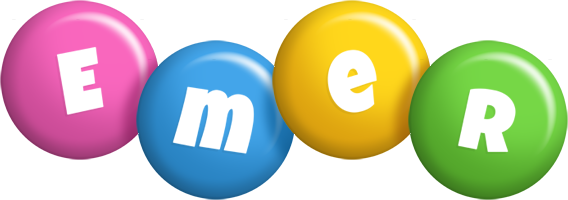 Emer candy logo