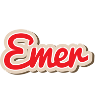 Emer chocolate logo
