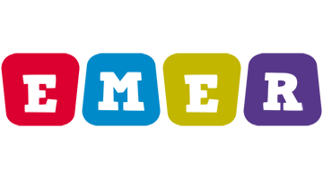 Emer daycare logo