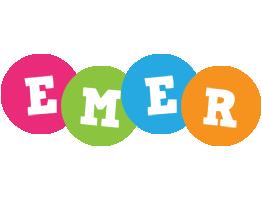 Emer friends logo