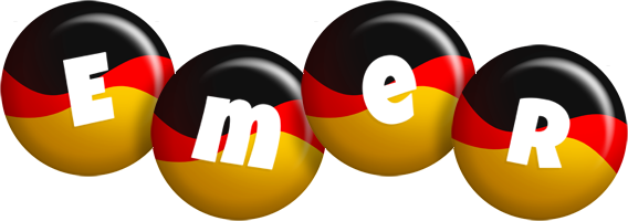 Emer german logo