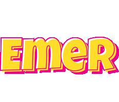 Emer kaboom logo