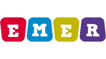 Emer kiddo logo