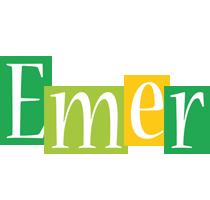 Emer lemonade logo