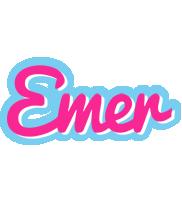 Emer popstar logo