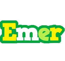 Emer soccer logo