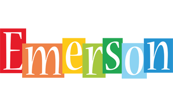 Emerson colors logo