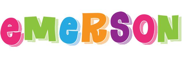 Emerson friday logo