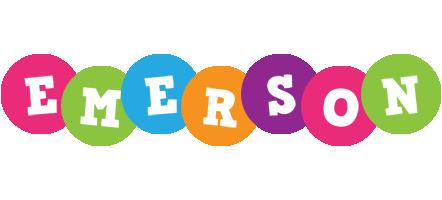 Emerson friends logo