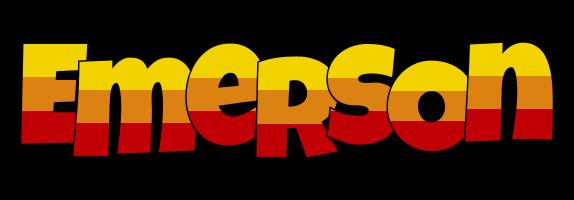 Emerson jungle logo