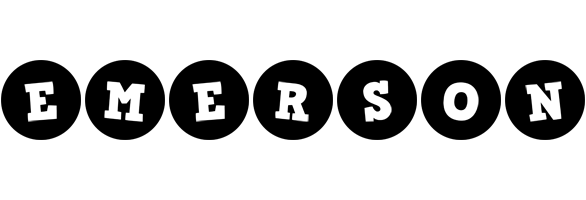 Emerson tools logo
