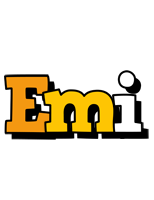 Emi cartoon logo
