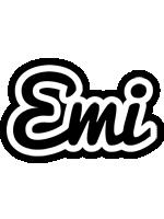 Emi chess logo