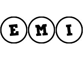 Emi handy logo