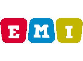 Emi kiddo logo