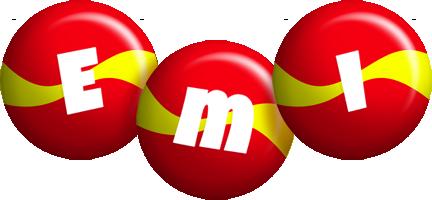 Emi spain logo