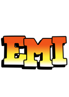 Emi sunset logo