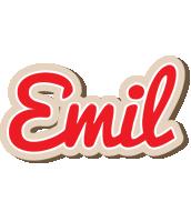 Emil chocolate logo