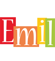 Emil colors logo