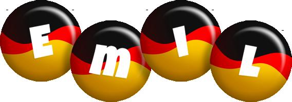 Emil german logo