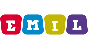 Emil kiddo logo