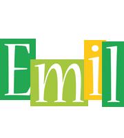 Emil lemonade logo