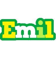 Emil soccer logo