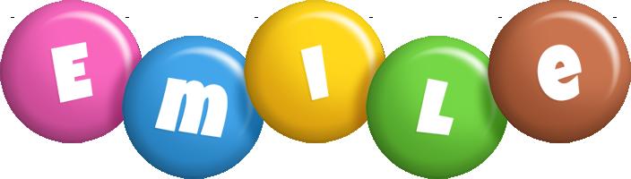Emile candy logo