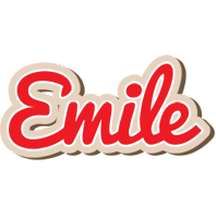 Emile chocolate logo