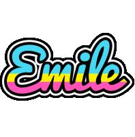 Emile circus logo