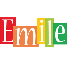 Emile colors logo