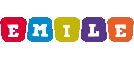 Emile daycare logo