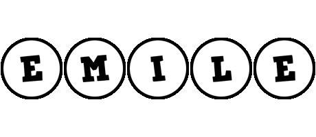 Emile handy logo