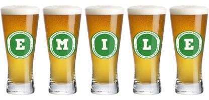 Emile lager logo