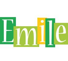 Emile lemonade logo