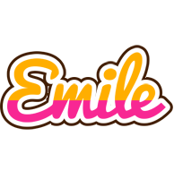 Emile smoothie logo