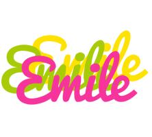 Emile sweets logo