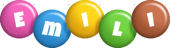 Emili candy logo